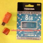 Flashdisk Toshiba 8 gb Asli Bergaransi