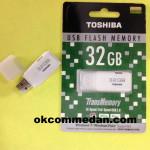 Jual Flashdisk Toshiba 32 gb Asli Bergaransi