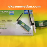 TPLINK WN 751N WIRELESS PCI CARD