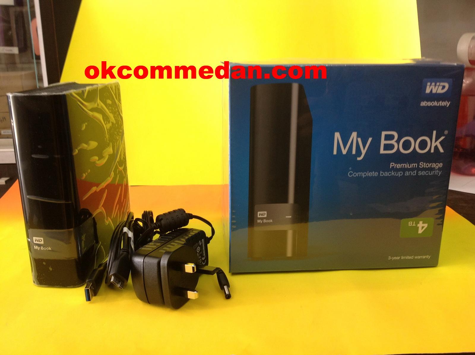HDD WD Mybook 4 Terra