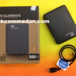Jual WDC Element Harddisk Eksternal 500 Gb Usb 3.0