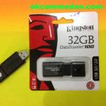 Jual  Flash disk Kingstone 32 gb Usb 3.0 Asli
