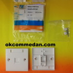 Jual Faceplate Kit 1 Port