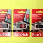 Harga Usb Flash disk Asli sandisk 8 gb