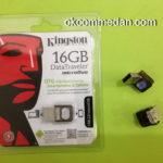 Harga Flash disk Kingstone micro duo 16 gb
