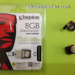 Flash disk kingstone micro duo 8 Gb