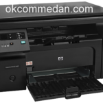 HP Printer  Laserjet  M1132 Print Scan Copy Garansi