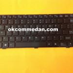 keyboard baru  laptop axio pjm 912