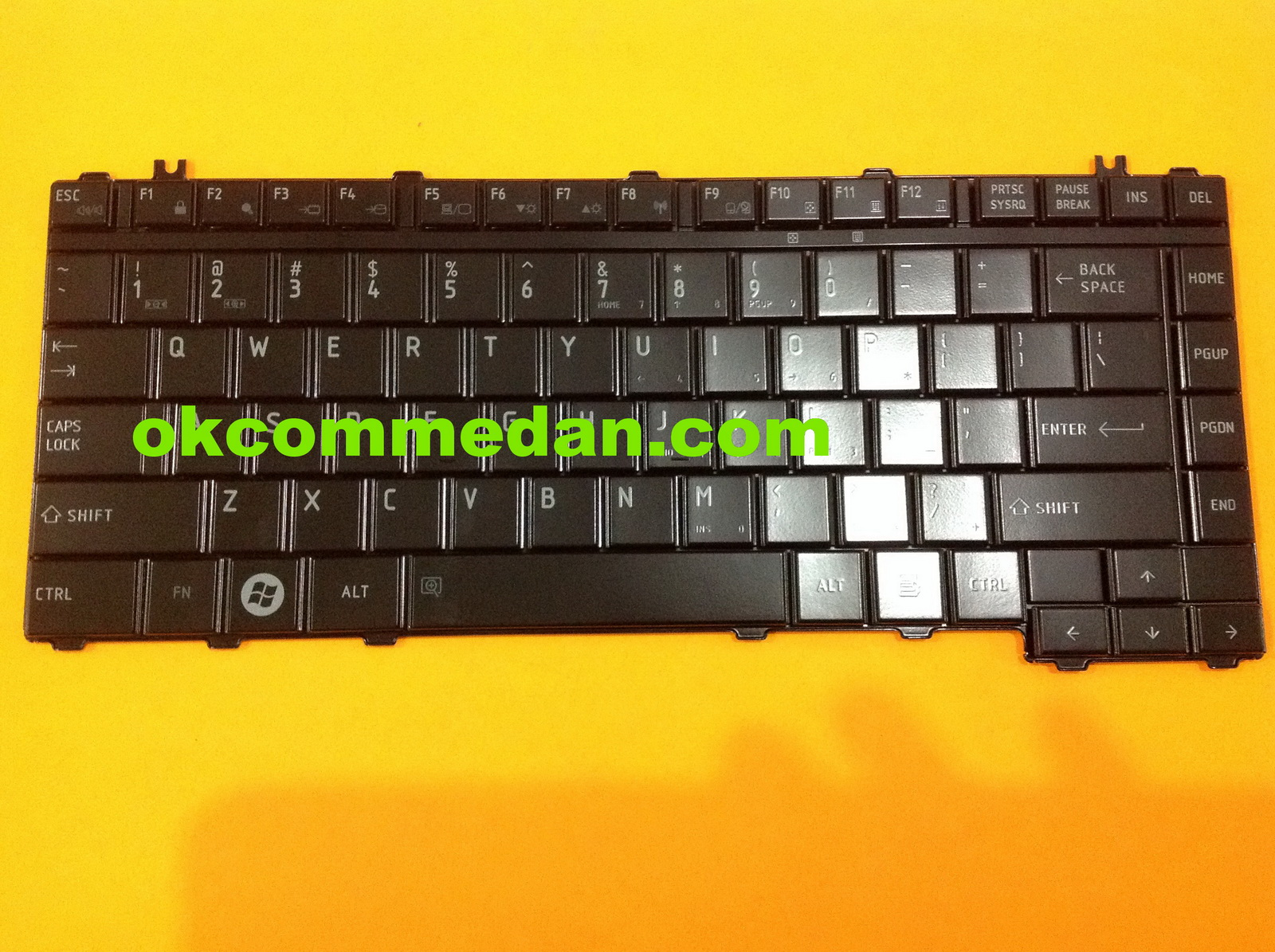 keyboard toshiba M502