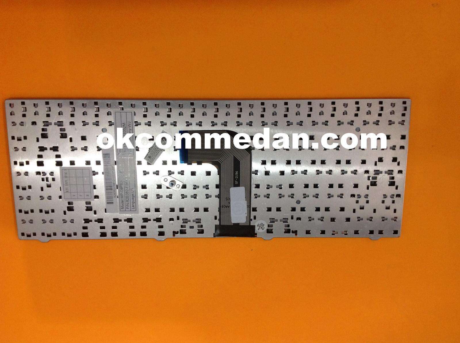 keyboard untuk axioo hnm