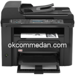 HP Printer Laserjet m1536dnf print scan copy fax lan