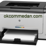 Jual HP Printer  laserjet warna cp1025