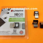 Kingstone Usb 3.0 Otg Flash disk 16 gb