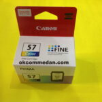 Tinta asli Canon CL 57 color