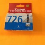 Catridge  Canon asli CLi 726 Cyan