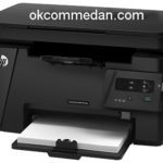 Printer HP  Laserjet pro multifungsi  M125a