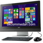 Jual Komputer  Acer az3 615  all in one intel core i3