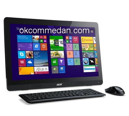 Acer PC All in one azc606 intel pentium