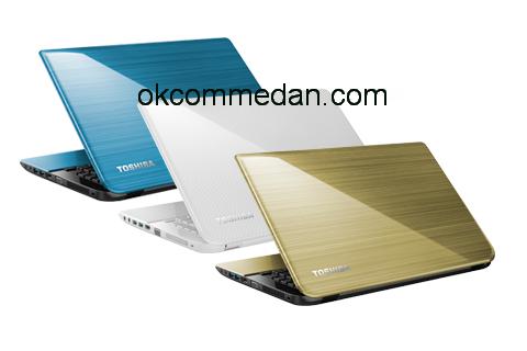 Jual  Laptop Toshiba  L40 intel core i3 bergaransi resmi