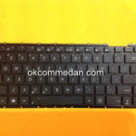 Keyboard baru untuk notebook asus x450