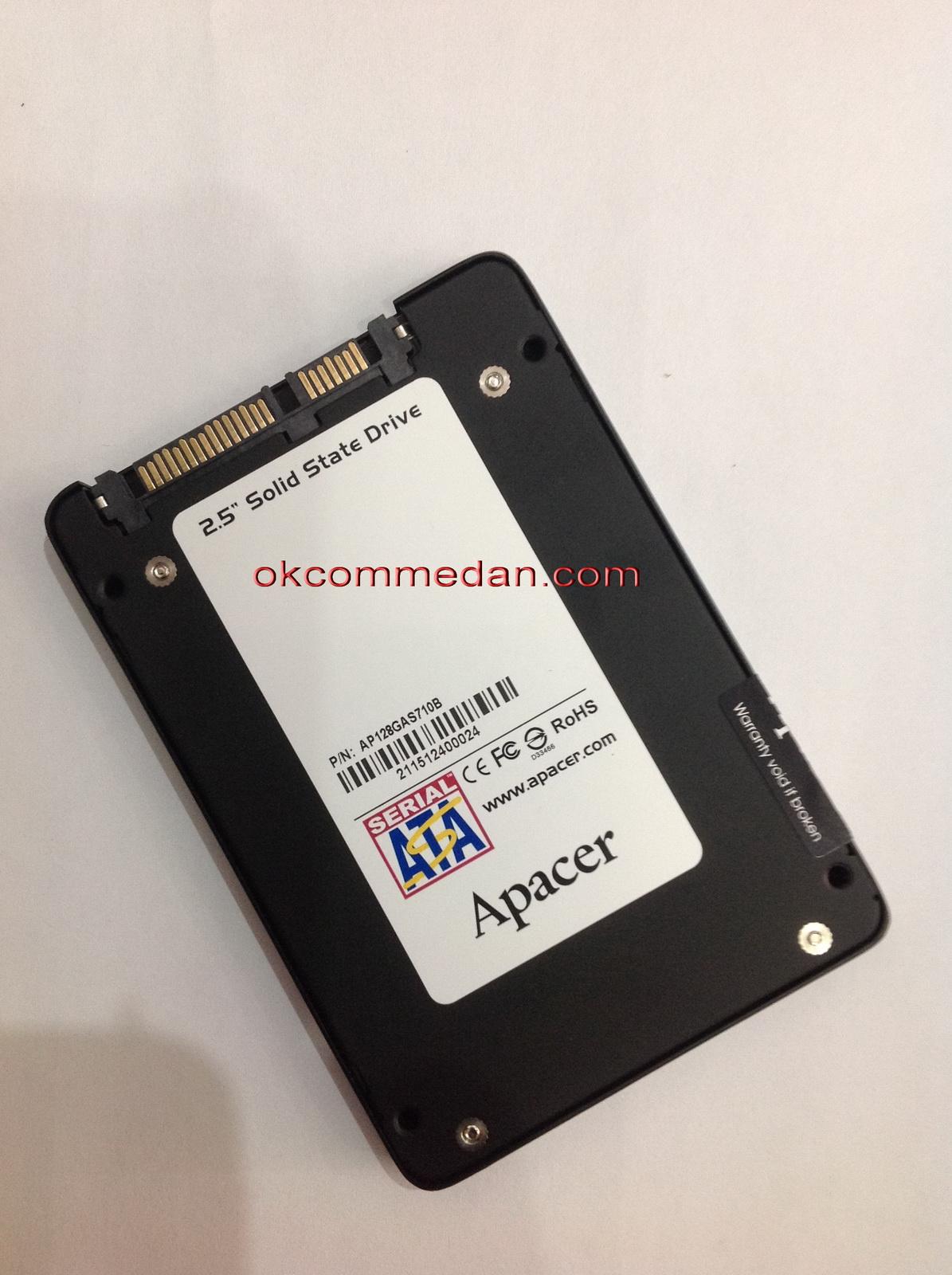 Harga Apacer SSD External 128 gb