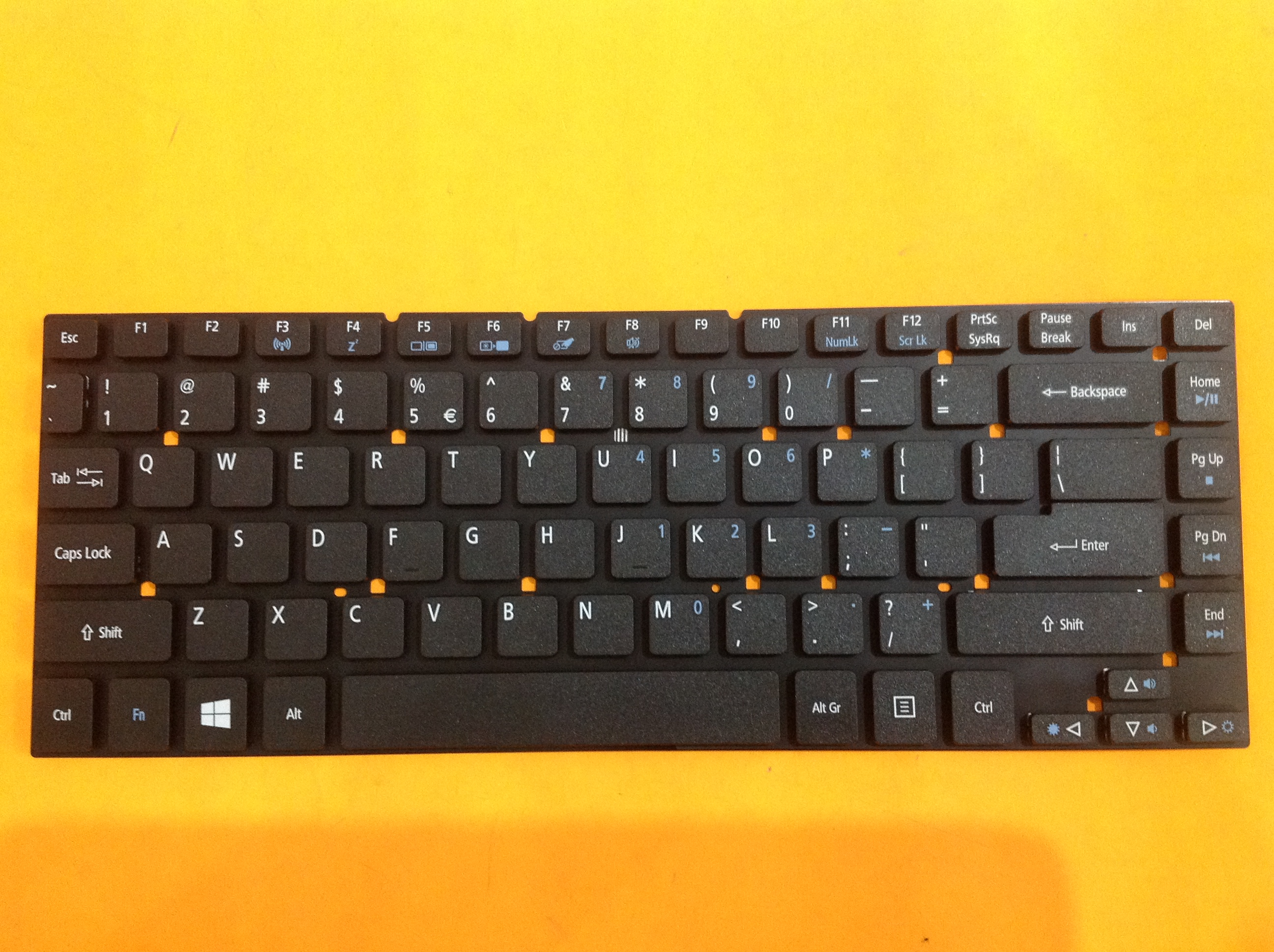 keyboard Laptop acer e1 410 bergaransi