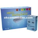 Harga Auto Switch 2 port untuk printer USB berkualitas bergaransi dan murah