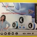 Harga Advance Speaker  Duo 300n subwoofer