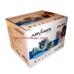 Jual Advance Speaker  Duo 400a  subwoofer murah bagus berkualitas