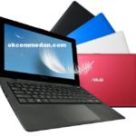 Notebook Asus x200ma intel celeron