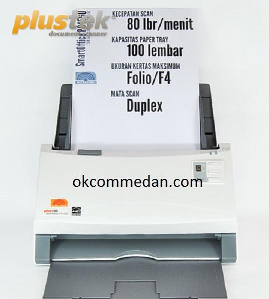 Plustek Scanner Ps456u