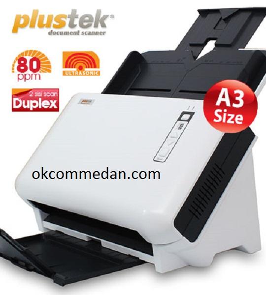 Plustek Scanner sc8016u