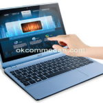 Jual Notebook Acer v5 132p intel celeron touch screen