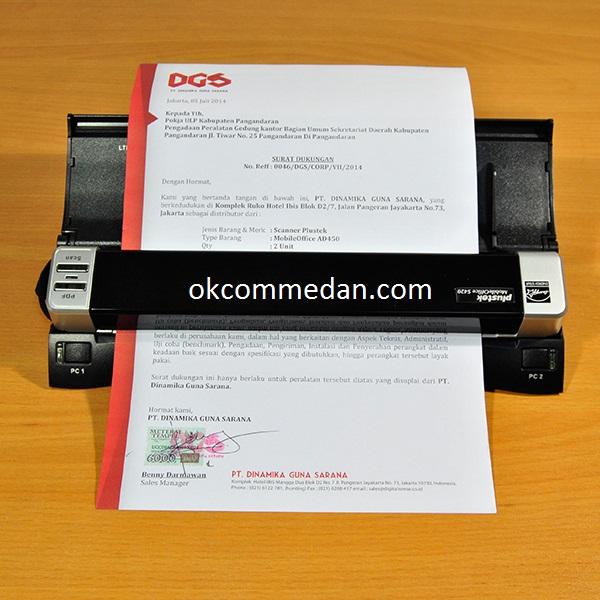 Plustek Scanner S420