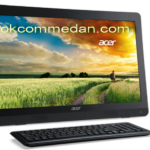 Acer PC All in one  AZC 606 intel pentium