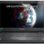 Notebook Lenovo  ideapad 300 intel celeron windows 10