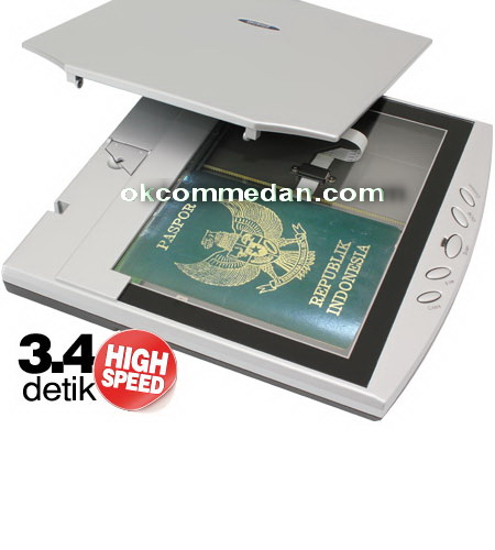 Harga Scanner Plustek Optic Slim 550
