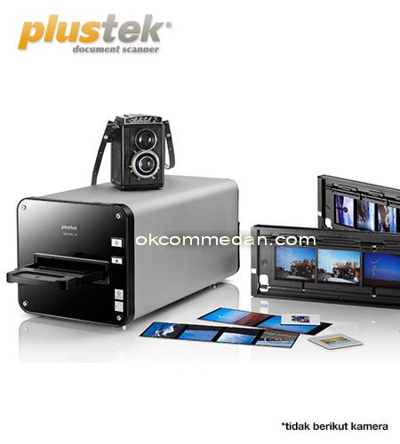Plustek Scanner Opticfilm 120