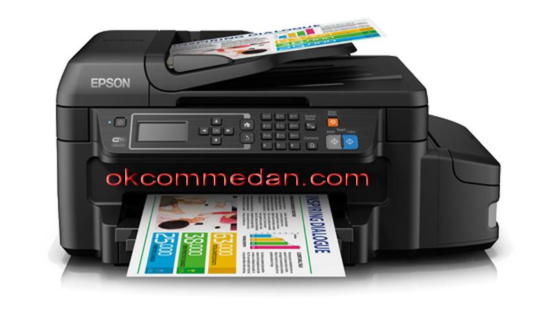 Printer Epson L655 print scan copy fax