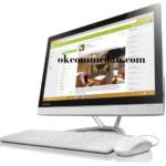 Jual PC All in One  Lenovo AIO 300 intel core i3 touchscreen murah