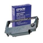 Ribbon Catridge epson ERC 38 black