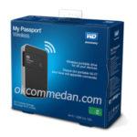 Harga Harddisk external wireless Western digital 2 tera