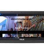 Notebook Asus x540LA intel core i3