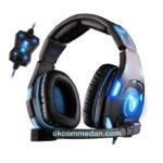 Gaming Headset Sades Sa 907