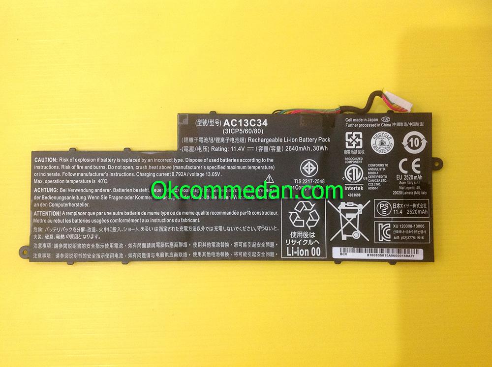 Baterai Notebook Acer V5 122