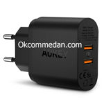 Aukey Wall Charger 2 Port USB PA-t16