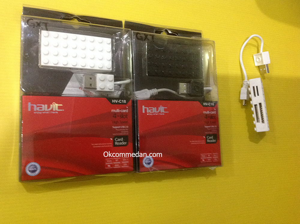 Havit Cardreader HV-C18 4 slot