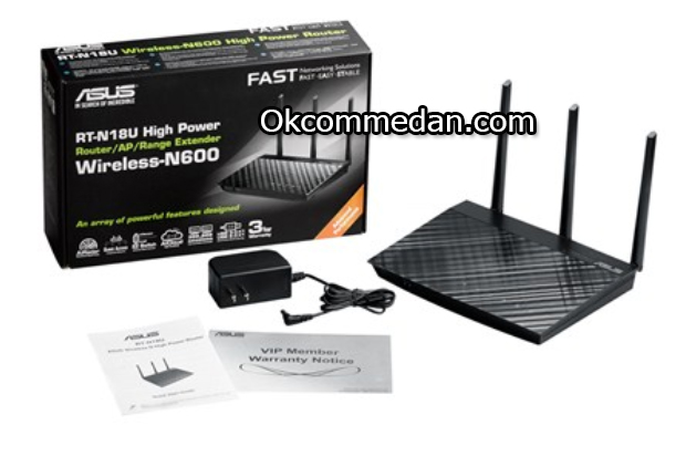 Asus RT-N18u Wireless Router