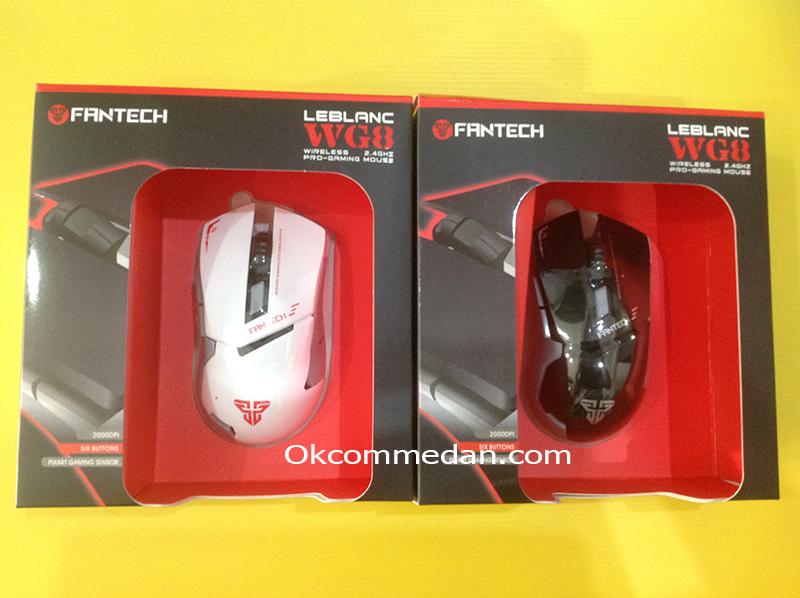 Fantech Mouse Wireless WG8