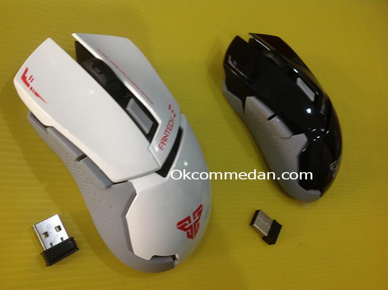 Jual Mouse Wireless Fantech WG8